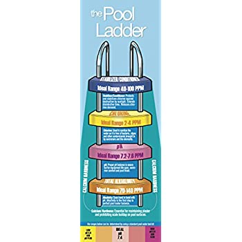 Pool Mate 1-1407 Jumbo 3-Inch Chlorine Tablets, 7-Pound