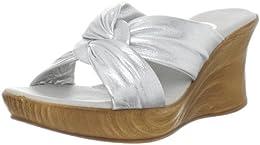 Onex Womens Puffy Wedge Sandal