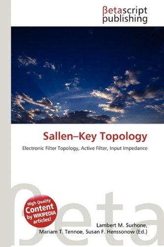 Sallen-Key Topology