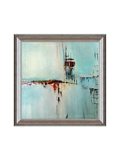Elwira Pioro Off Shore Framed Print On Canvas, Multi, 29″ x 29″
