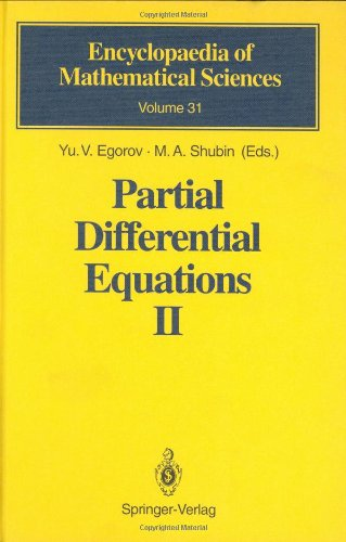 Elements of the Modern Theory of Partial Differential Equations (Encyclopaedia of Mathematical Sciences) (v. 2)