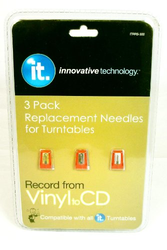 ) pack needles for ITVS-750