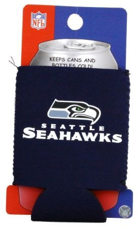 SEATTLE SEAHAWKS NFL CAN KADDY KOOZIE COOZIE COOLER at Amazon.com