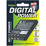 AccuPower battery suitable for Konica Minolta NP-1, Dimage X1