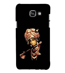 iFasho Lord Krishna with Flute Back Case Cover for Samsung Galaxy A7 A710 (2016 Edition)