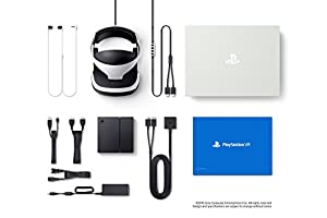 PlayStation VR Launch Bundle (VR Headset with Accessories)