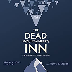 The Dead Mountaineer's Inn Hörbuch