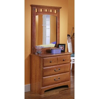 Cheap City Park Kids 4 Drawer Double Dresser (B004M1ILOA)