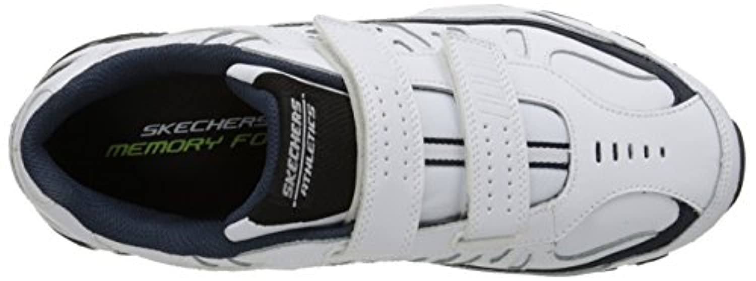Details about Skechers Afterburn Memory Foam M. Fit Men's Sport After Burn Sneakers Shoes