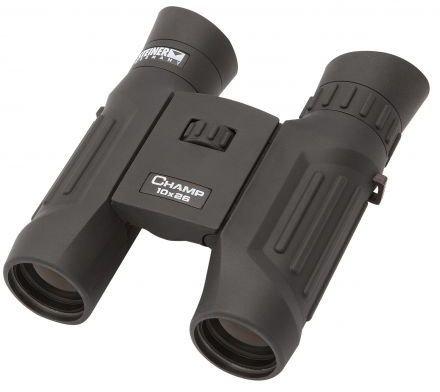 Factory Demo Steiner 10X26 Champ Binoculars, Dark Brown 2113-Demo