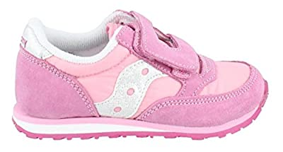 Saucony Girls Jazz H and L Sneaker (Toddler/Little Kid)