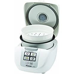 "Panasonic SR-DF101 5-Cup (Uncooked) ""Fuzzy Logic"" Rice Cooker"