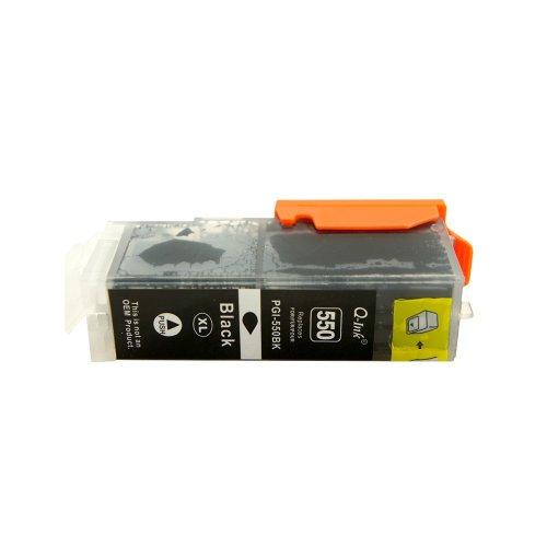 1 Druckerpatrone Tintenpatrone Tinte für Canon Pixma IP7250 MG5450 MG6350 MX725 ersetzt PGI-550