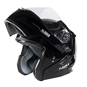 NOX CASQUE SCOOTER MOTO MODULABLE N963