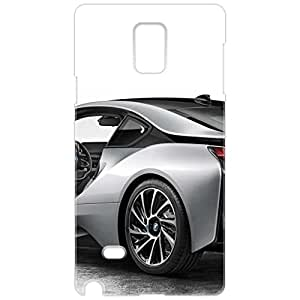 a AND b Designer Printed Mobile Back Cover / Back Case For Samsung Galaxy Note 4 (SG_N4_3D_1380)