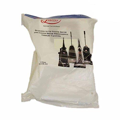 Genuine Fuller Brush Upright Vacuum Cleaner Bags Product No 6.181, 06.163, Fb140 (Fuller Brush Upright Vacuum compare prices)