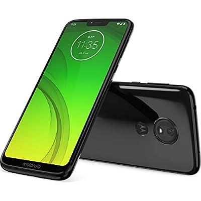 Motorola(モトローラ) Moto G7 Power セラミックブラック[6.2インチ メモリ 4gb ストレージ 64gb] Paek0002jp
