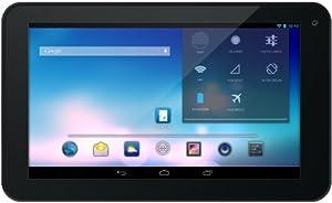 "Odys Opos Tablette tactile 7"" (17,78 cm) ARM Cortex A9 Kernel 1,5 GHz 8 Go Android Jelly Bean 4.2.2 Wifi Noir/Blanc"