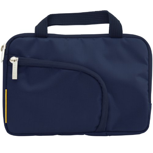 Sale!! Filemate ECO 7-Inch Tablet Carrying Bag - Navy (3FMNG230NV7-R)
