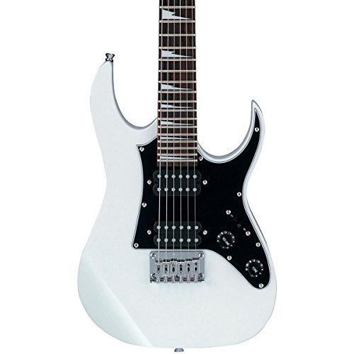 Ibanez GRGM21WH MIKRO Electric Guitar, White