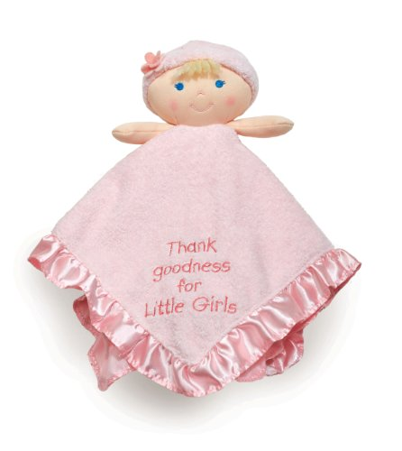 Kids Preferred Thank Goodness for Little Girls Doll Blanky