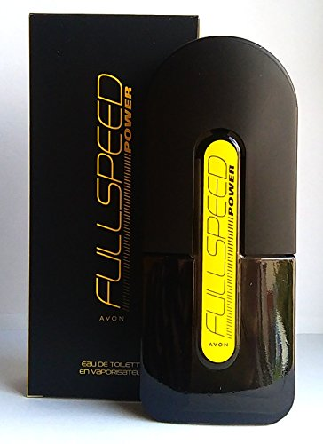 Avon Full Speed Power Eau de Toilette Da Uomo 75ml Fullspeed
