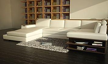 Canap en cuir cuir garniture de meuble milano cuisine for Canape milano cuir