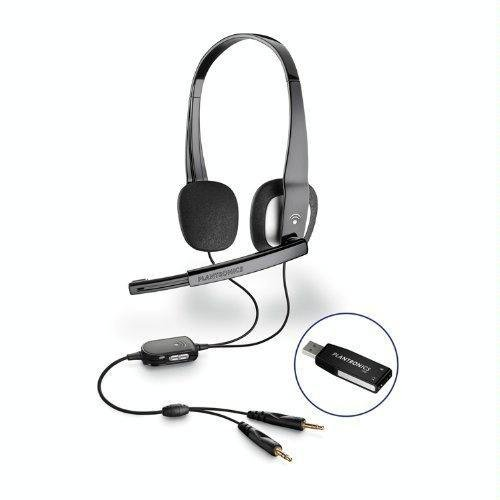 Plantronics Audio 625 Usb Stereo Headset