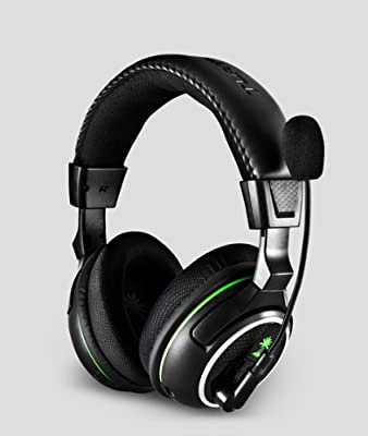 Recertified Turtle Beach Ear Force XP500 Programmable Wireless Dolby Surround Sound Gaming Headset