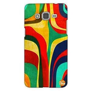 Designer Samsung Galaxy Grand Prime back Cover Nutcase - Look