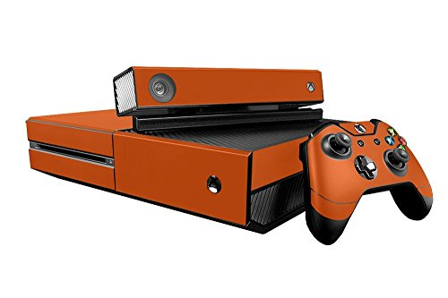 microsoft-xbox-one-skin-xb1-new-citrus-orange-system-skins-faceplate-decal-mod
