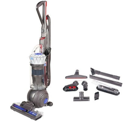 Dyson DC65 Multi-Floor Upright Ball Vacuum with 8 Attachments vacuum cleaner accessories parts pre motor washable dust hepa filter motor head for dyson dc41 dc65 dc66