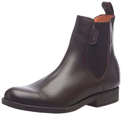 Aigle Orzac, Chaussures d'équitation homme - Marron (Dark Brown), 39 EU