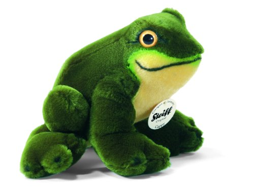 Steiff Cappy The Frog front-921287