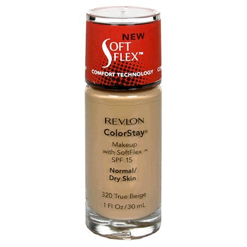 Buy Revlon ColorStay Makeup, with SoftFlex, SPF 15, Normal/Dry Skin,