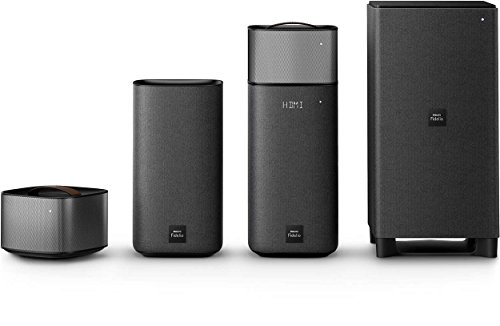 Philips-E612-Fidelio-Surround-Sound-Heimkino-System-Bluetooth-Spotify-Connect-anthrazitgrauschwarz