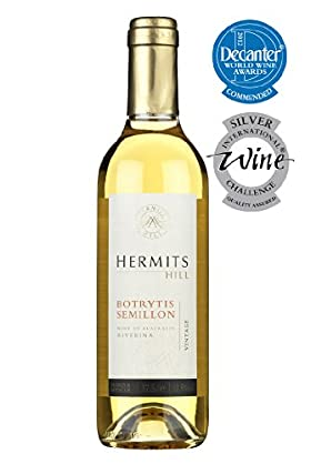 2008 Hermits Hill Botrytis Sémillon Riverina, New South Wales, Australia