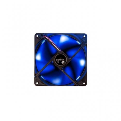 Antec Twocool 140 Blue Cooling Fan - 1 X 5.51 - 1200 Rpm - Rohs (Antec Twocool 140mm Cooling Fan compare prices)