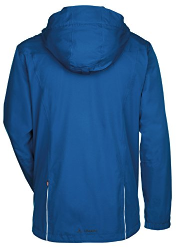 VAUDE Herren Jacke Escape Bike Light Jacket, Blue, XL, 05018 -