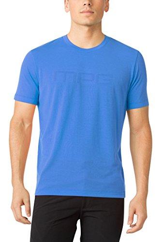 MPG Men's Salton Logot T-shirt L Cobalt