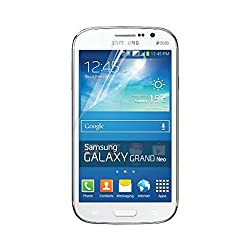 Stuffcool Clear Screen Protector Screenguard for Samsung Galaxy Grand Neo (CCSGI9060)