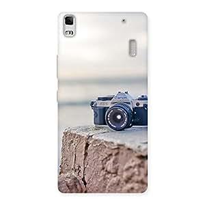Ajay Enterprises Camera On Rocktone Back Case Cover for Lenovo A7000