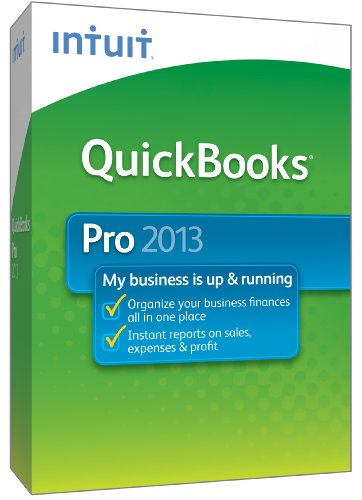 QuickBooks Pro 2013