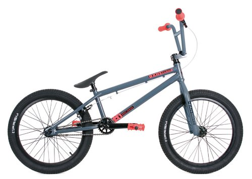 KHE Root 180 Complete Bike (Gray)