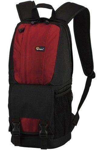 Lowepro Fastpack 100 -Red lowepro quick case 100