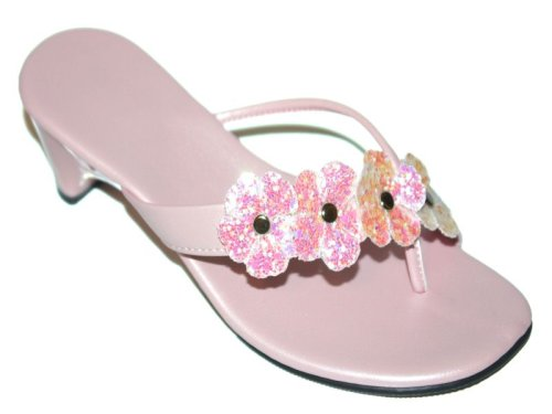 girls pink metallic dress - dresses - girls - River Island