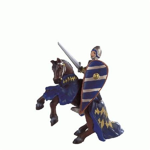 Bullyland - 4415043 Knight Figure with Sword
