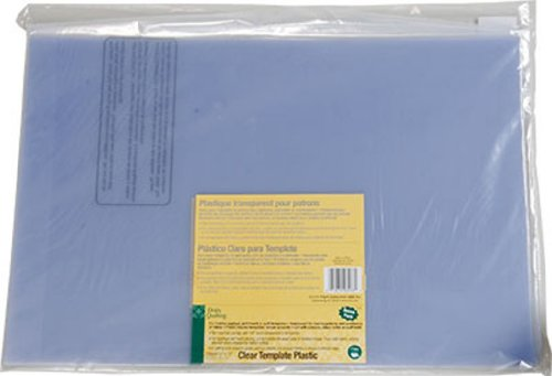 Dritz Quilting Template Plastic Value Pack, 3-Count