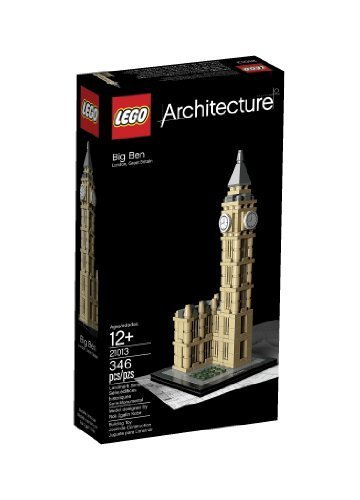 Lego Architecture 21013 Big Ben By Lego Architecture [toy] Picture
