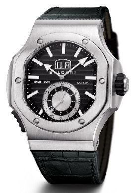 Bulgari Endurer Chronosprint, Grande date, Automatic Watch, BRE56BSLDCHS
